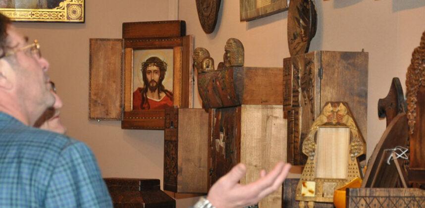 Завершился Антикварный Салон в России