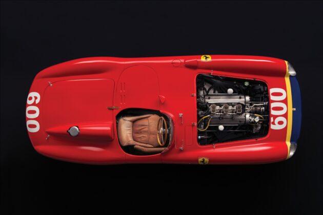 Раритетный Ferrari 290 MM пустят с молотка