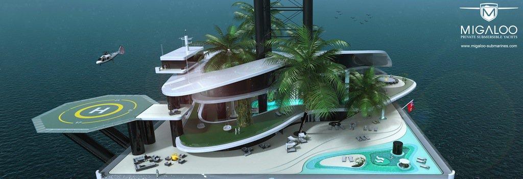 Kokomo Ailand - приватный остров-яхта