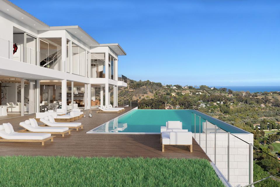 Malibu home Gillen