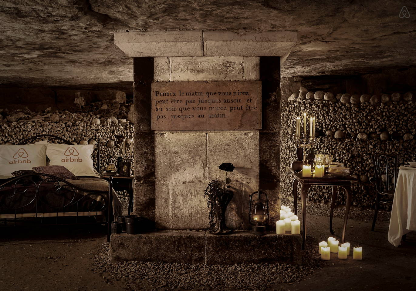 Paris Catacomb
