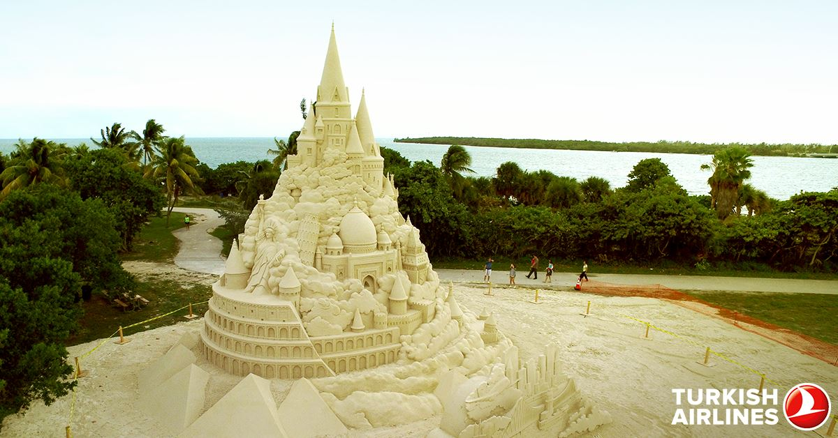 Sandcastle by Turkish Airlines