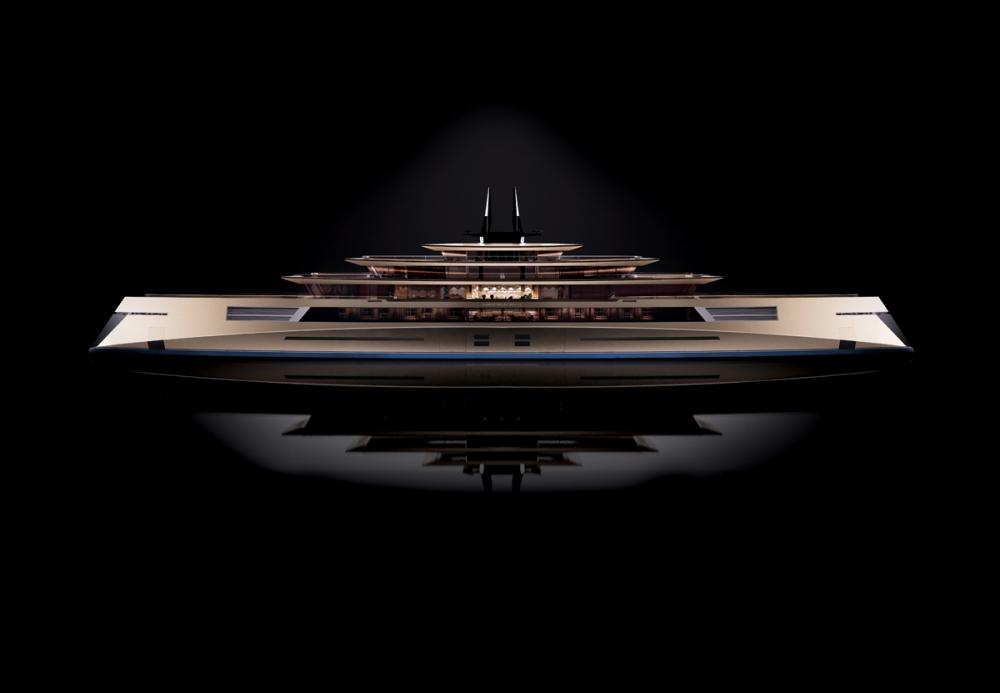 Yacht Symmetry by Sinot