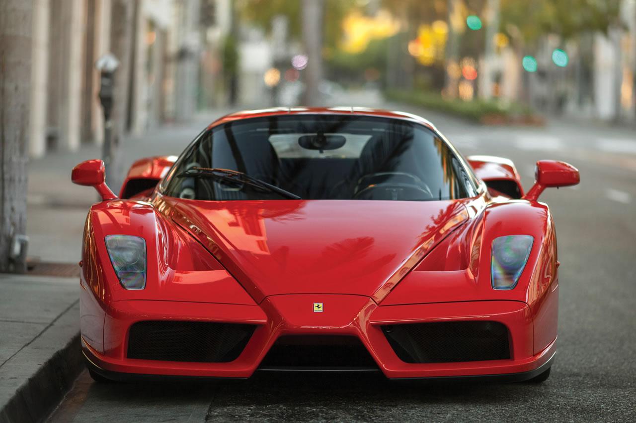 2003 Ferrari Enzo Floyd Mayweather 2