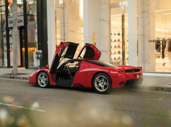 Ferrari Enzo Флойда Мейвезера продадут на Сотбисе
