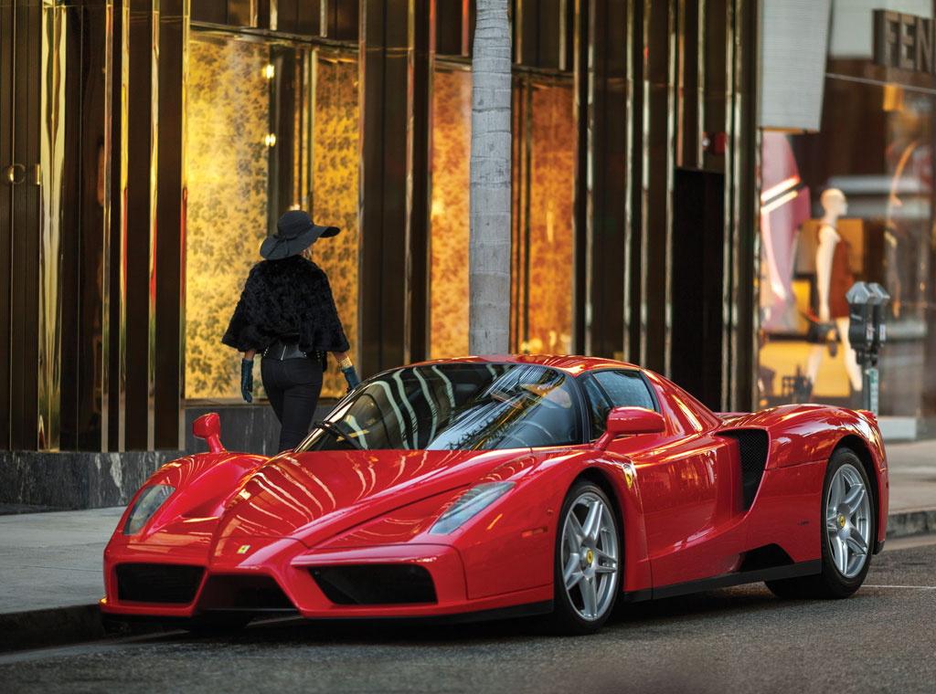 2003 Ferrari Enzo Floyd Mayweather