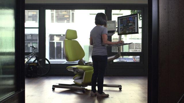 Инновационное рабочее место Altwork Station