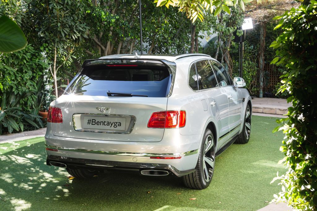 Bentley Bentayga First Edition 2