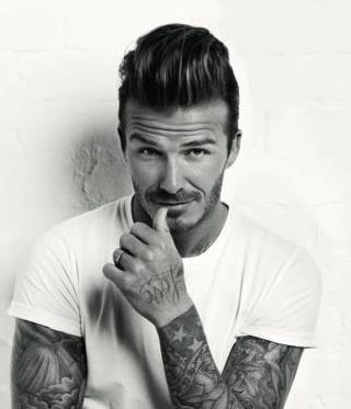 David Beckham 2015