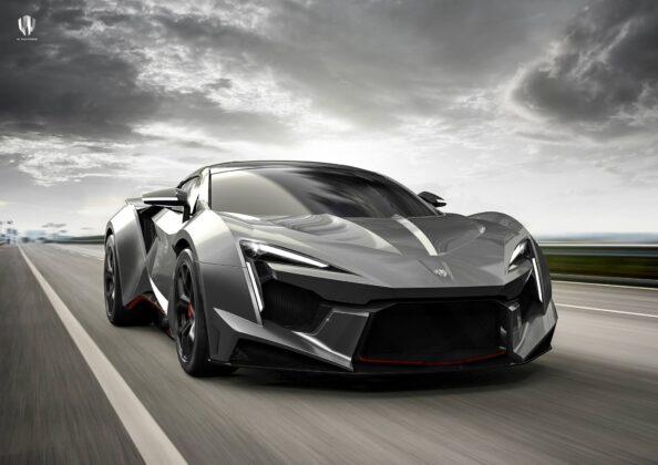 Суперкар Fenyr SuperSport от W Motors