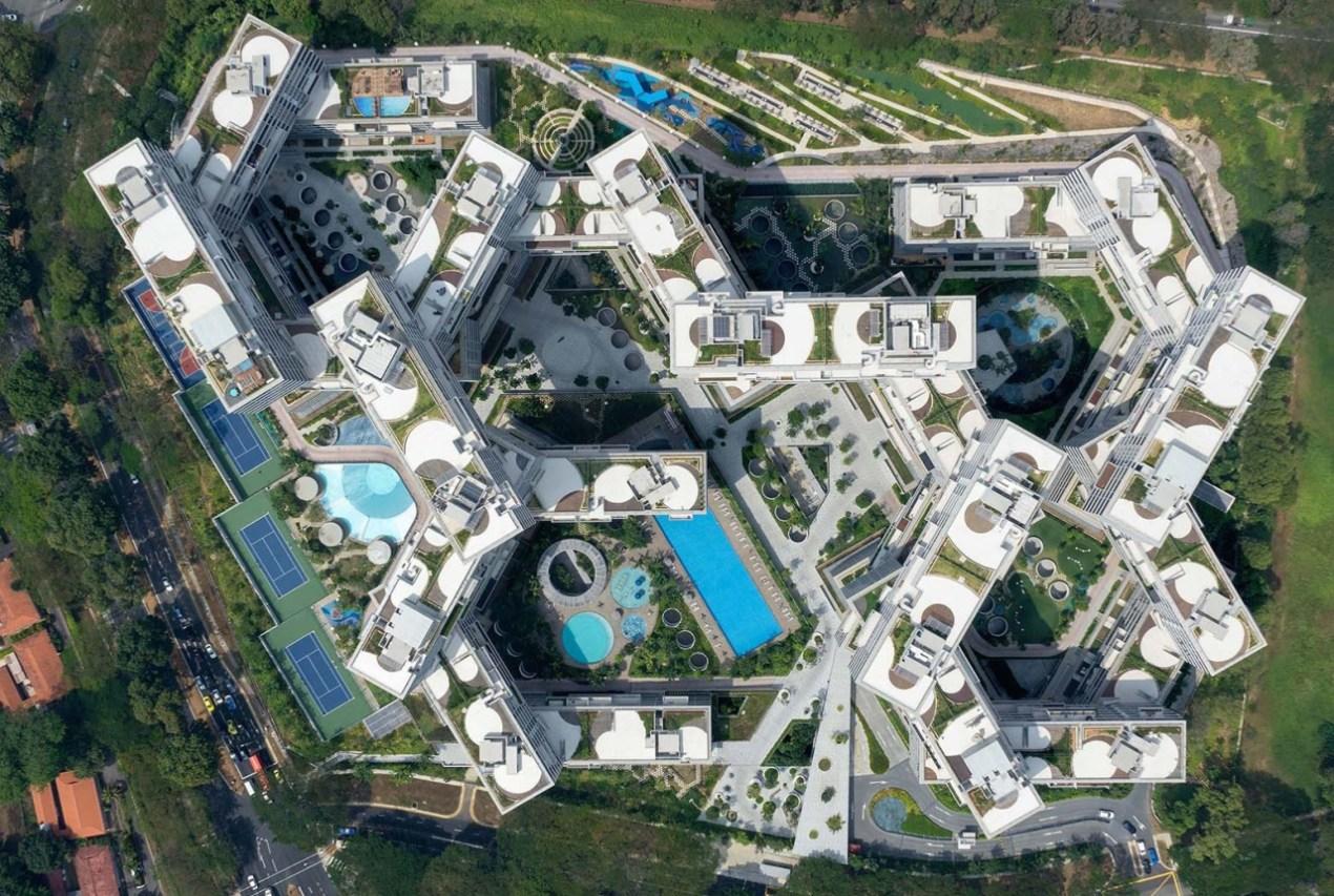 Лучшие здания в мире 2015 года
