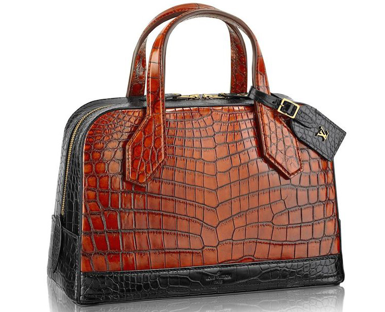Louis Vuitton Crocodile Lady Bag PM