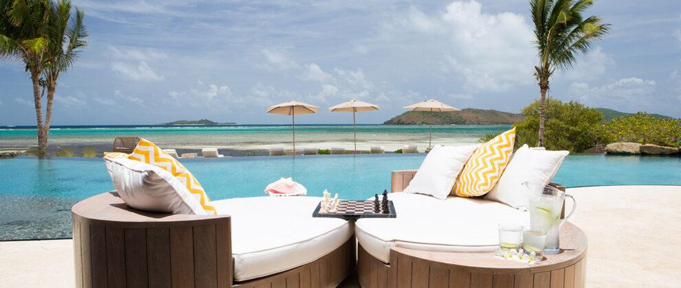 Новый курорт Ричарда Брэнсона на острове Москито