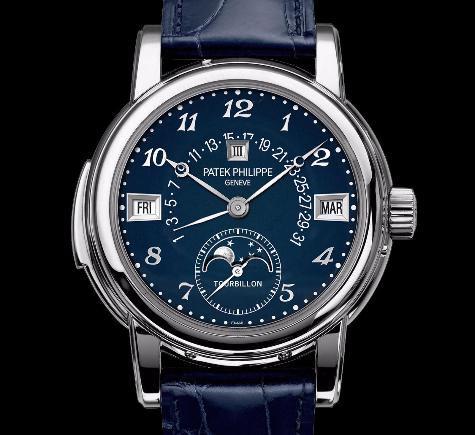 Patek Philippe 5016 - самые дорогие часы