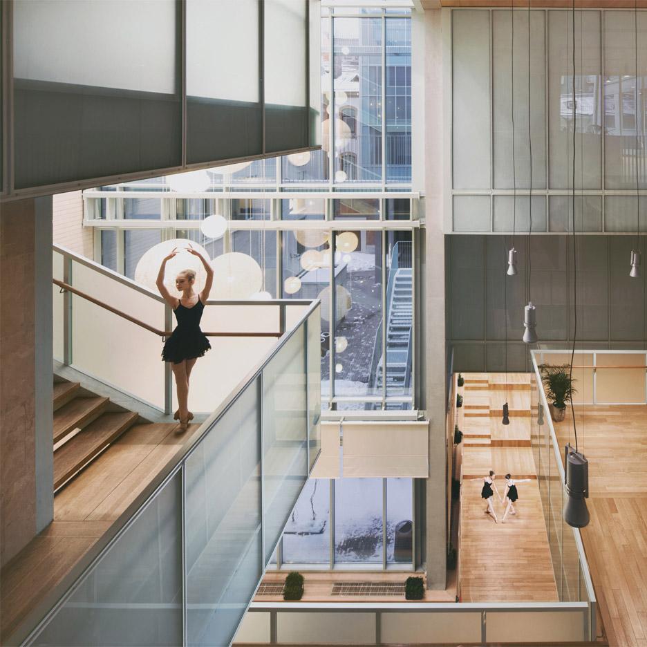 School balet Studio 44 Architects