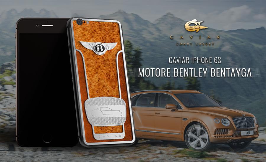 iPhone 6s Caviar bentley