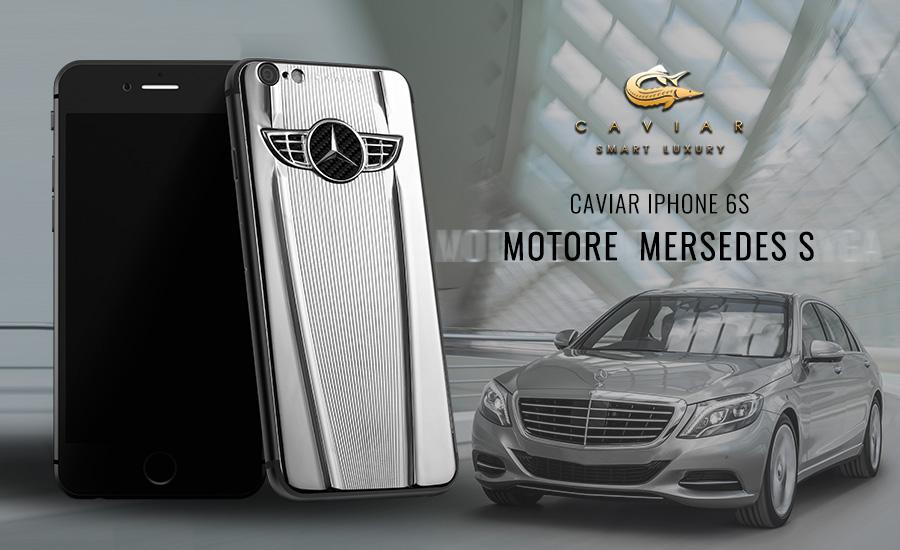 iPhone 6s Caviar mercedes