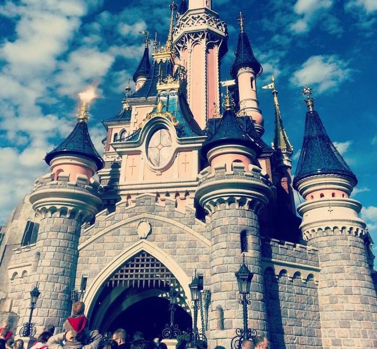 1 Disneyland Anaheim