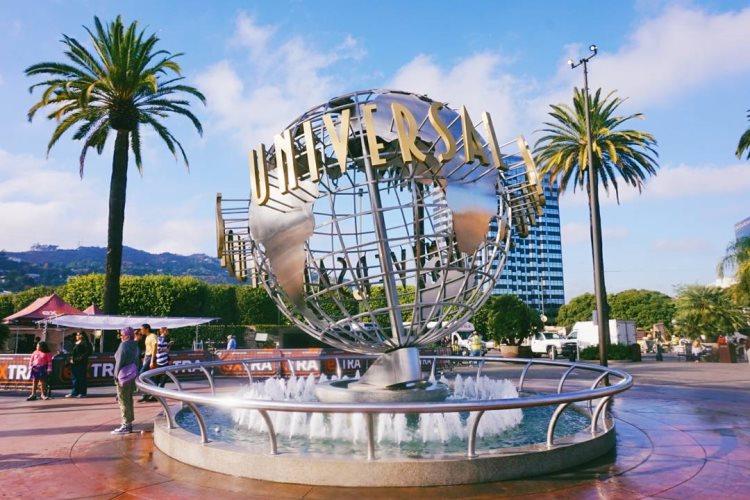11 Universal Studios