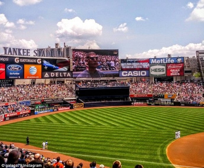 14 Yankee Stadium
