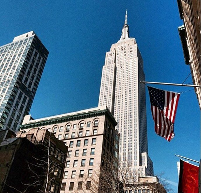 18 Empire State Building