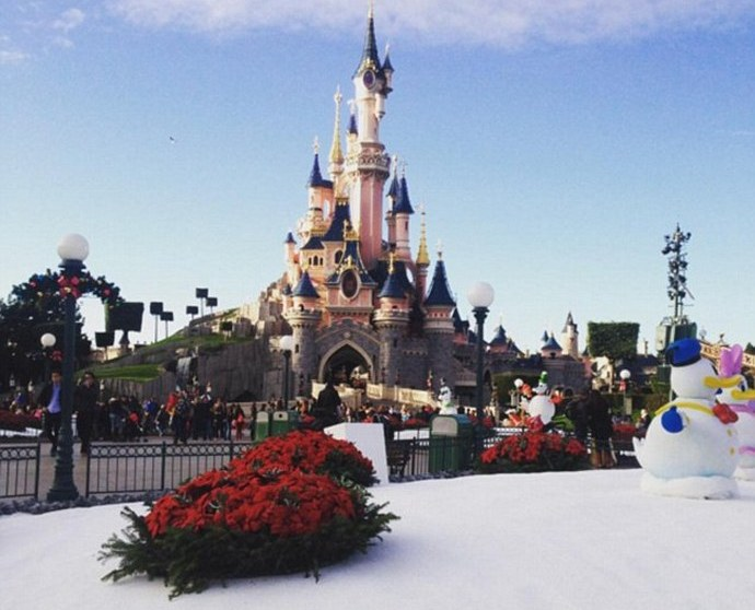 20 Disneyland Paris