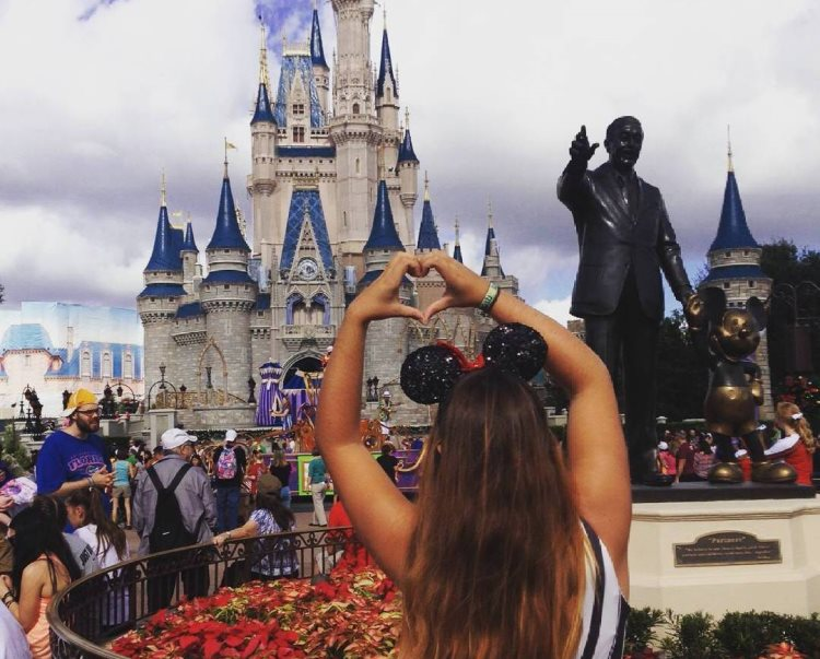 5 Walt Disney World