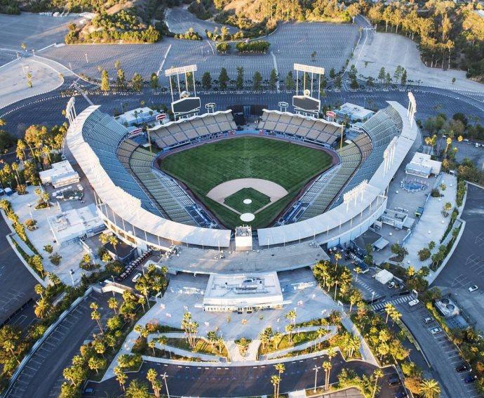 7 Dodgers Stadium