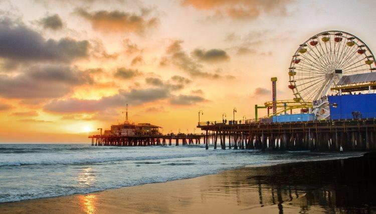 8 Santa Monica Pier