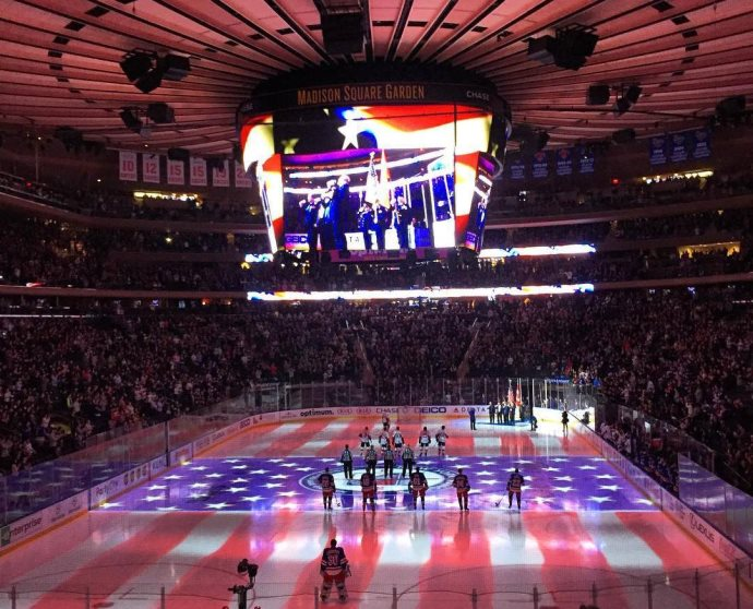 9 Madison Square Garden