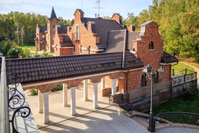 Особняк в «Бельгийской деревне» за $8 млн