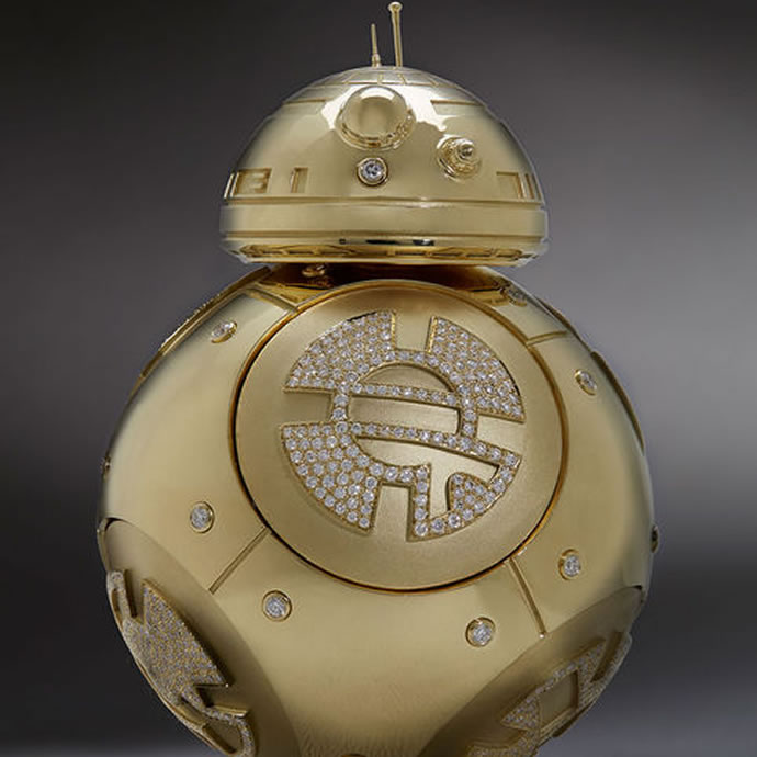 Disney Consumer Products and Kay Jewelers BB-8 2