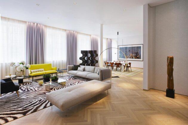 Апартаменты в Лондоне за  млн