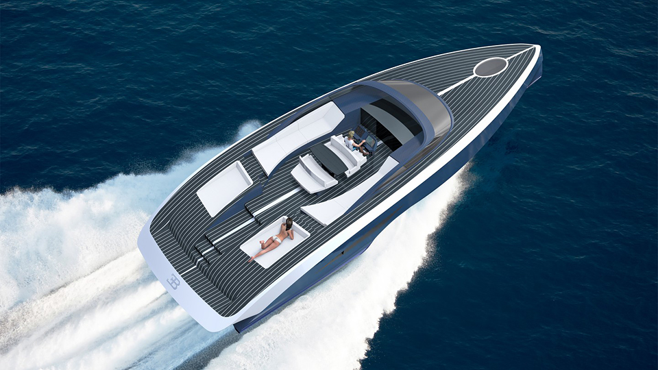 Niniette yacht Bugatti Palmer Johnson 2