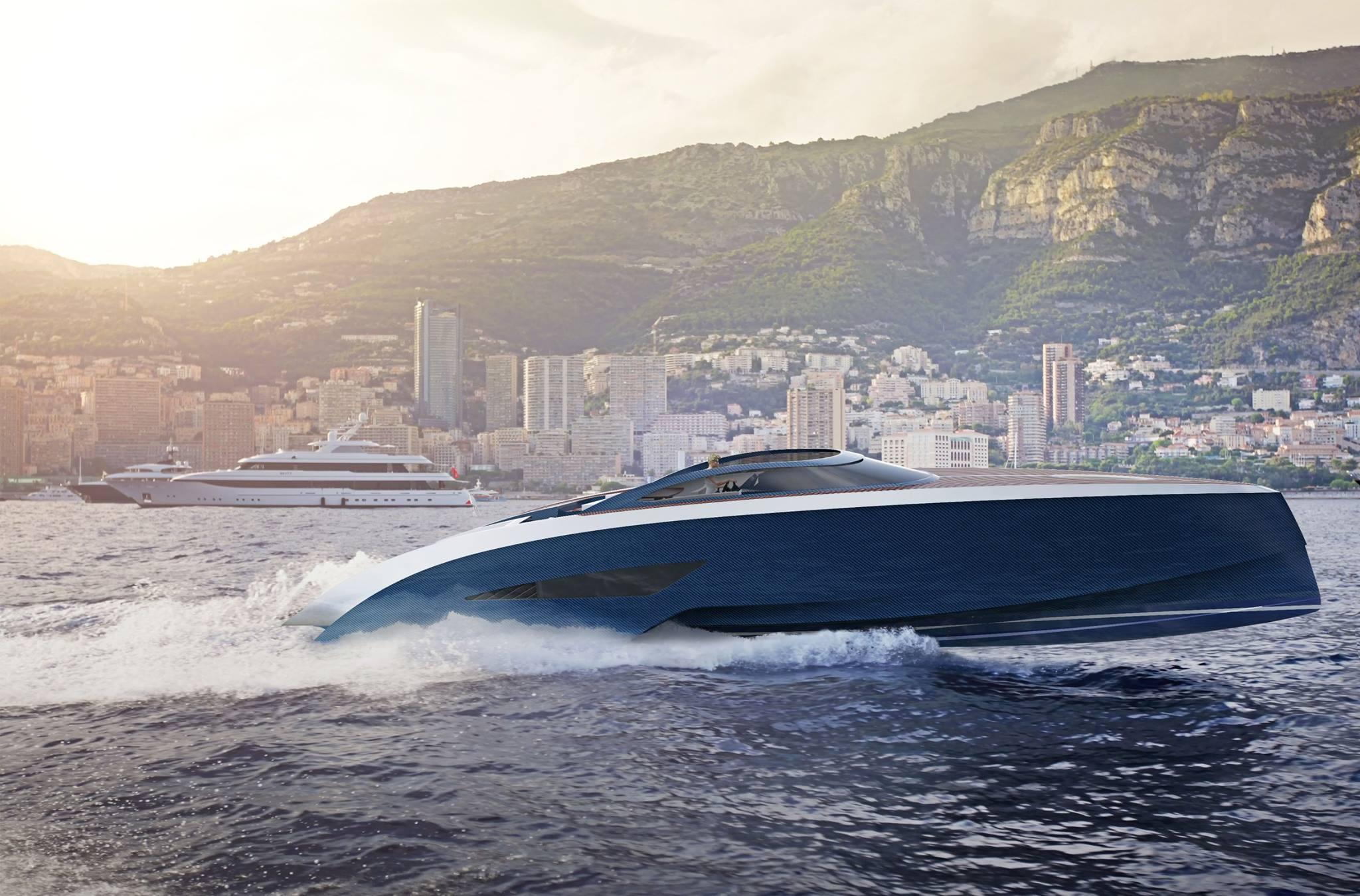 Niniette yacht Bugatti Palmer Johnson