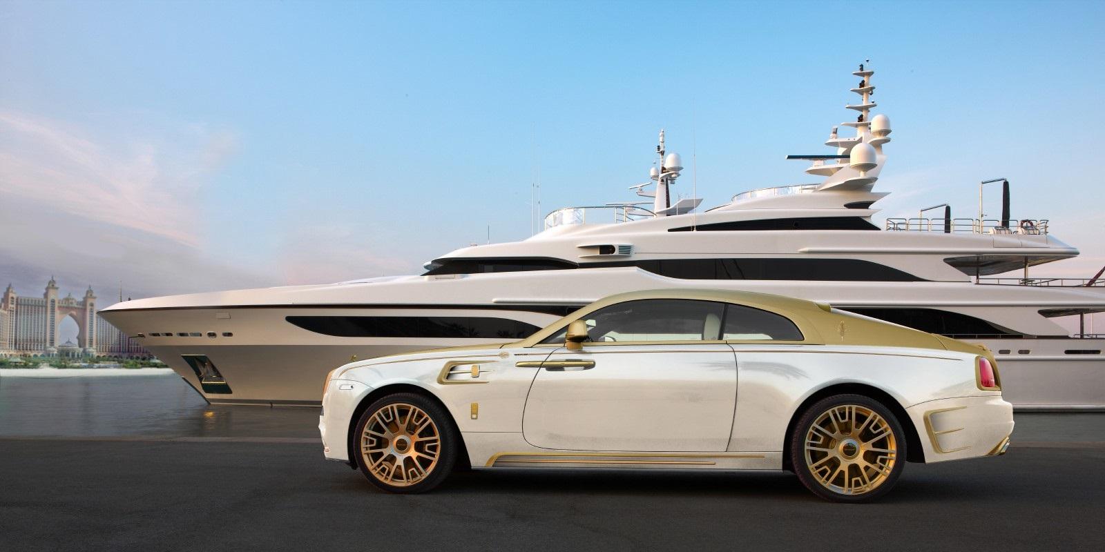 Mansory Rolls-Royce Wraith Palm Edition 999 3