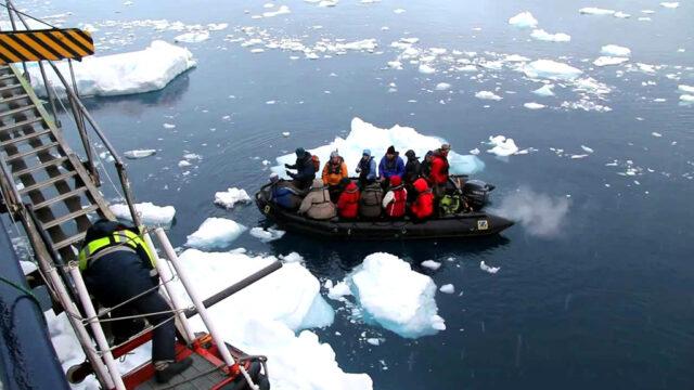 В Антарктиду на Ортелиусе