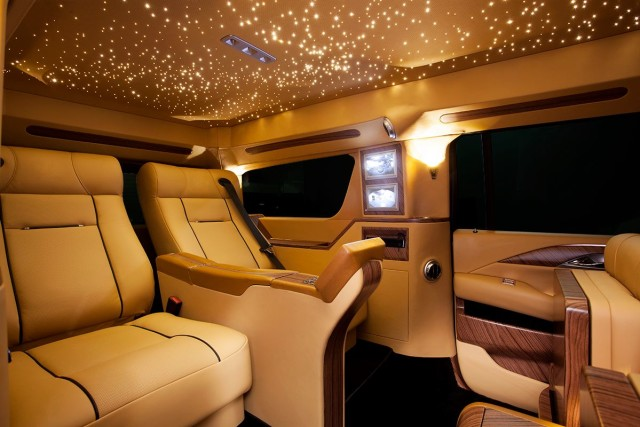 Cadillac Escalade от Lexani - космическая роскошь