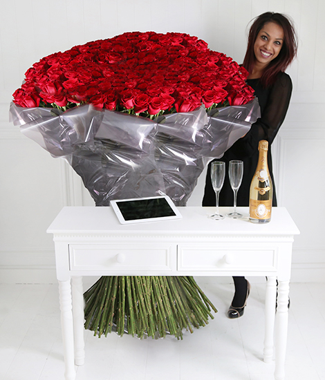 Most expensive bouquet roses 3