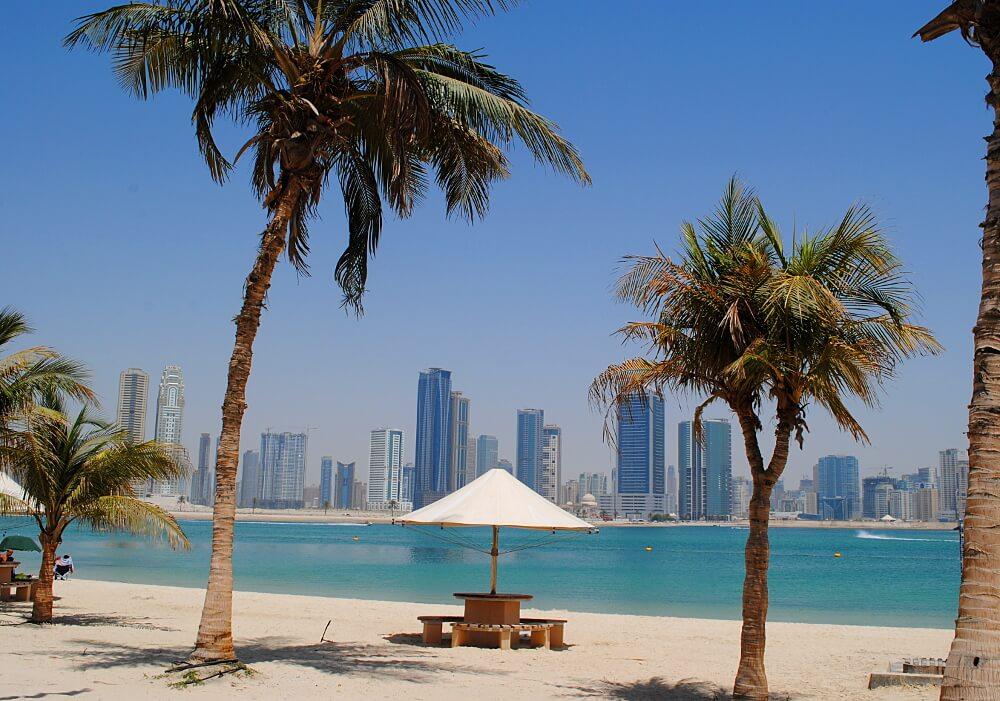 Al Mamzar Beach Park 2