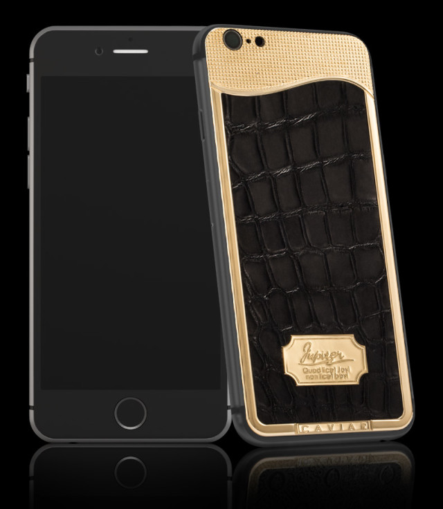 Коллекция iPhone 6s Caviar в честь античных богов