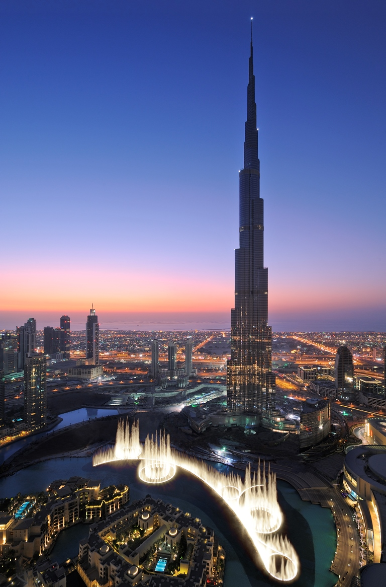 Dubai_Burj Khalifa_Light Up 2018_2