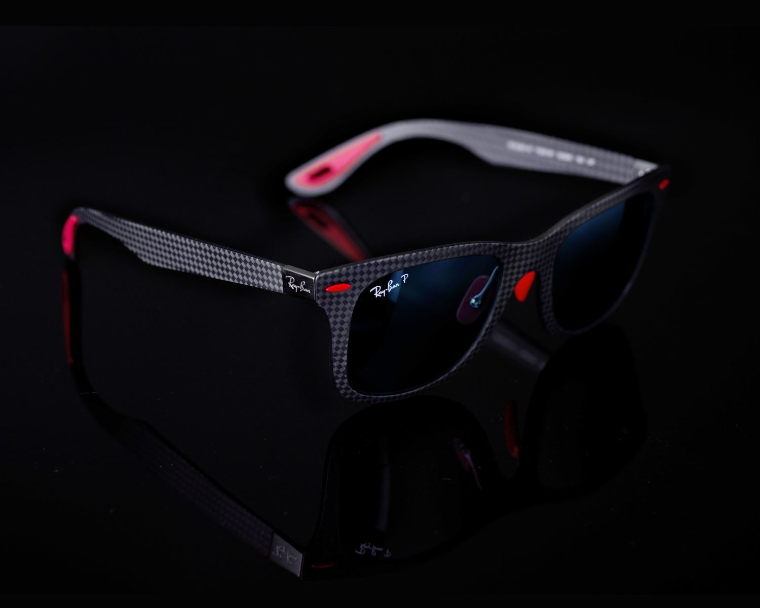 Scuderia Ferrari Collection - Ray-Ban Limited Edition Monaco 02