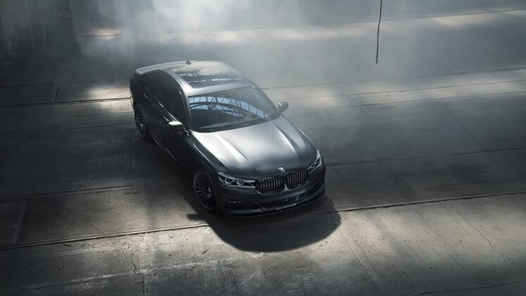 BMW ALPINA B7 Exclusive Edition для Канады