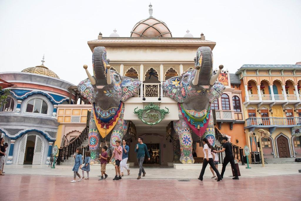 Bollywood Parks Dubai 2