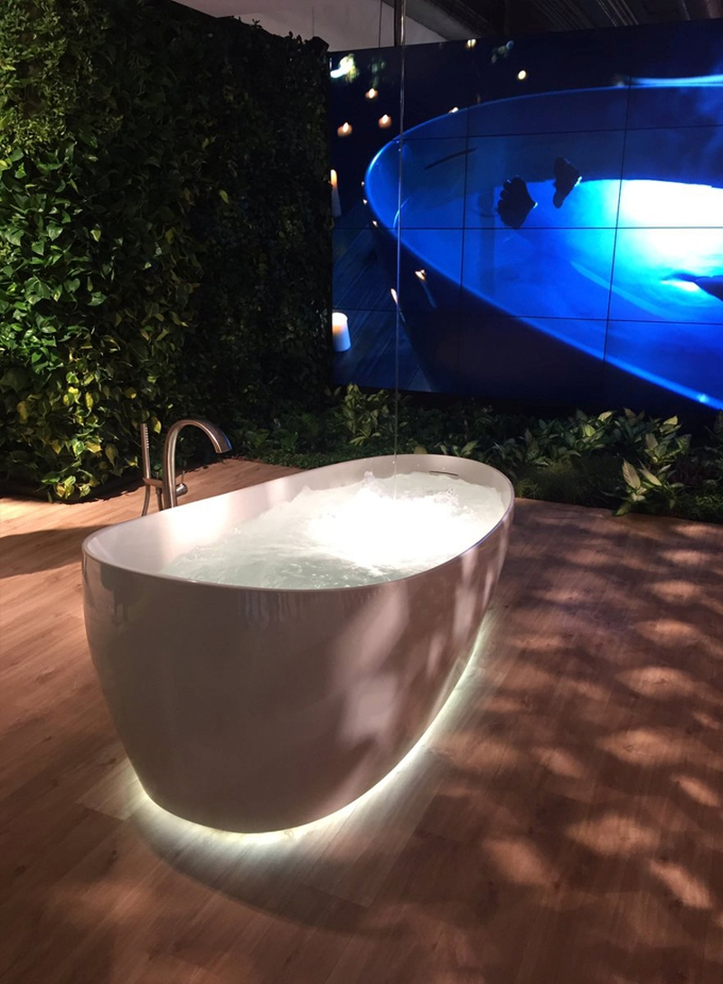 Флотационная ванна Toto