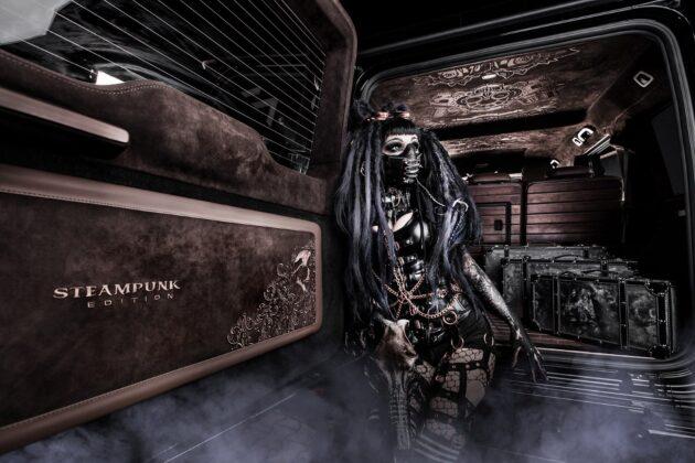 Mercedes G-Steampunk от Carlex Design