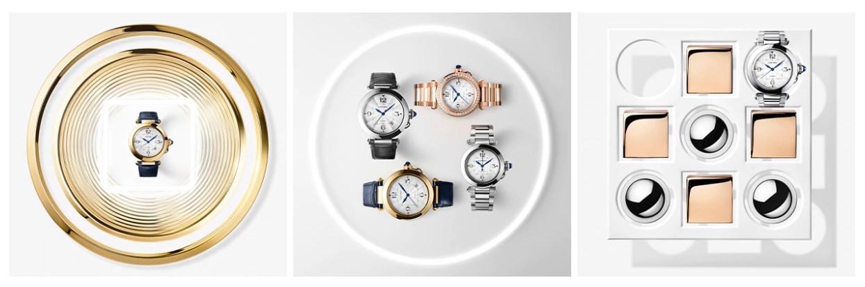 Часы Pasha de Cartier - культовая легенда возвращается