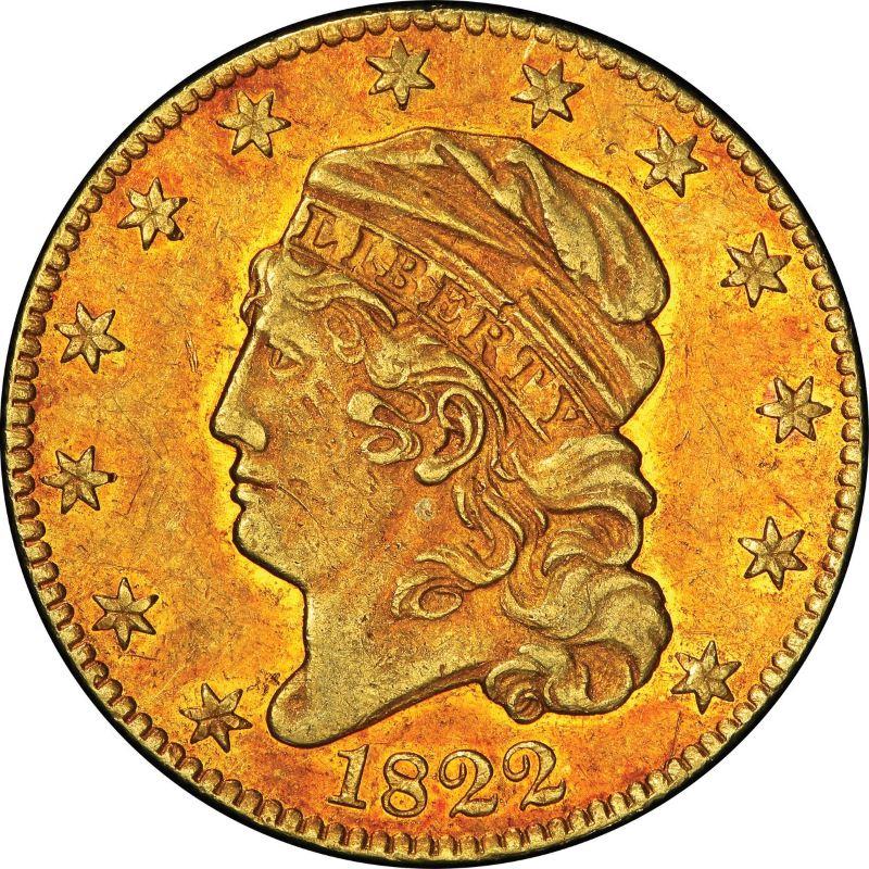 5-долларовая монета за 5 миллионов
