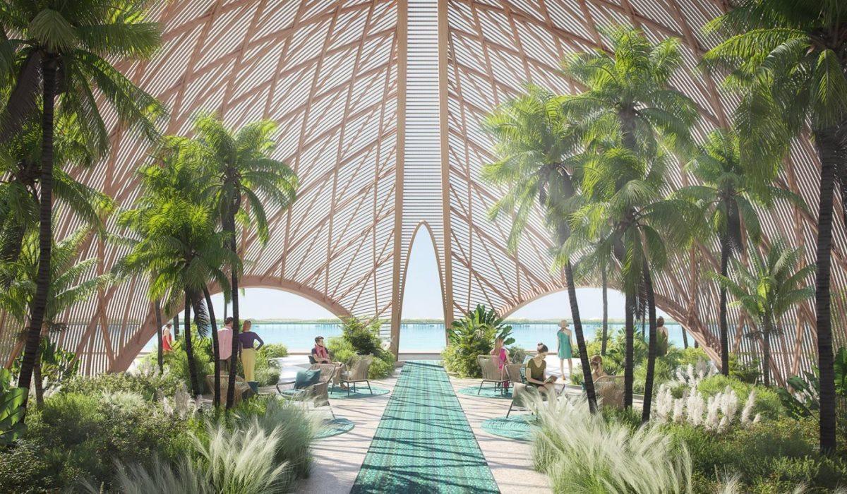 Новый туристический центр Земли в Саудовской Аравии